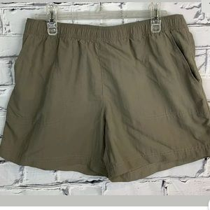 🍒3/$25 Columbia Womens Outdoor Shorts Size Medium